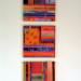 Composition in Orange, 1-3, each 6x6