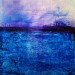 Storm in a Distance, 24x18, mixed media on board with resin thumbnail