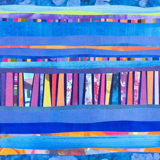 Indigo Rainbow, Detail