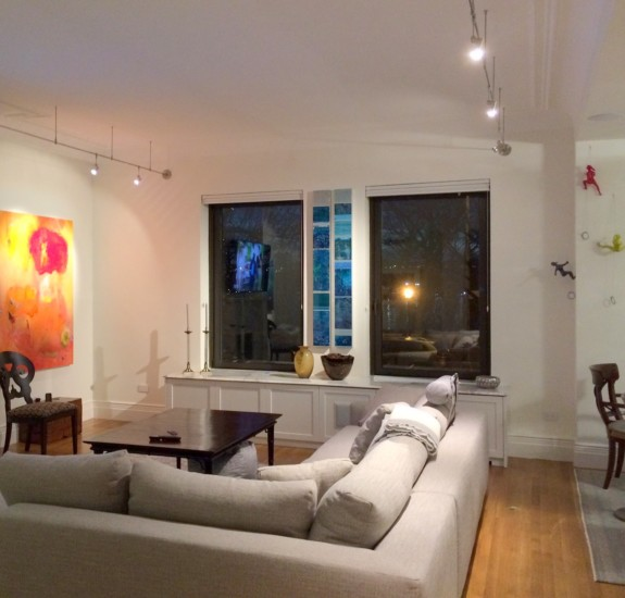 Deep Waters in their new home in NYC