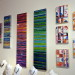 Rainbow Series and Collages at 530 Burns Gallery in Sarasota thumbnail